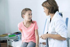 детский гениколог